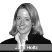 Photo of Julia Holtz